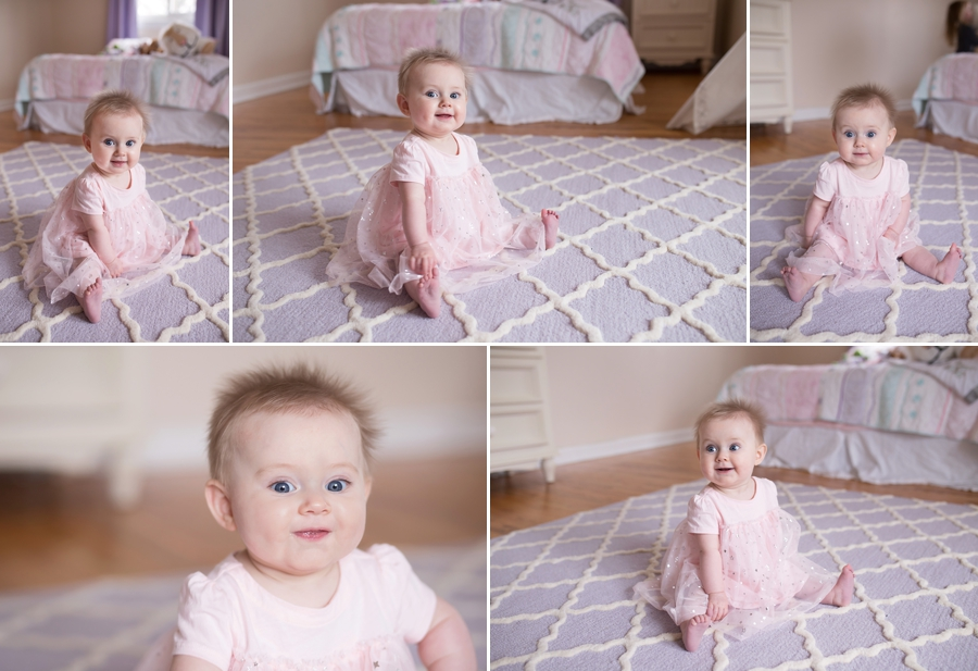 Amelia: 7 Months